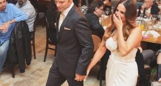 חתונה בגלריה דובנוב