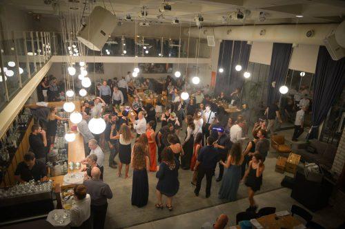 חתונת חורף בגלריה דובנוב - צילום לואיז גרין